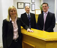 Hartley and Worstenholme new appointments