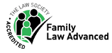 The Law Society - Accredited Family Law Advanced
